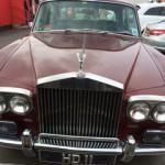 Marina's Rolls Royce